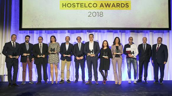 Ganadores De Los Hostelco Awards 2018