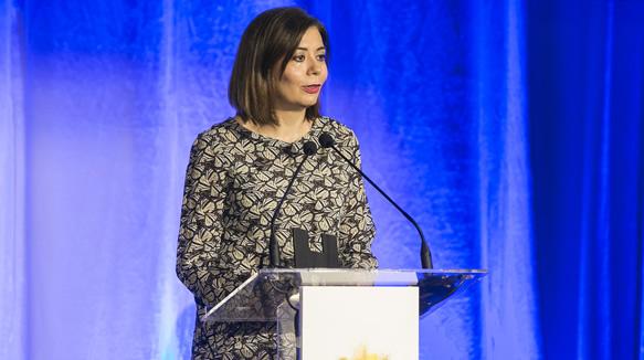 Carmen Gracia López, directora de Gestión del Hospital Regional Universitario de Málaga