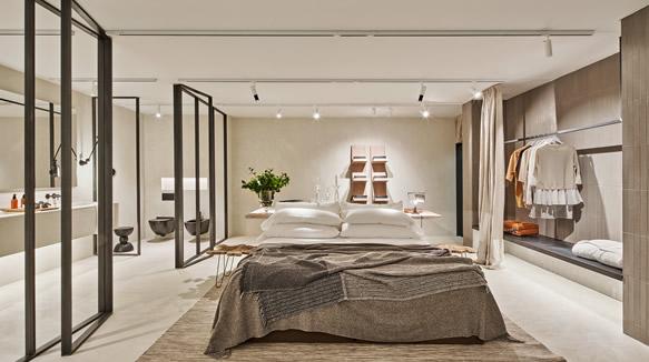 Suite Diseñada Por Isabel López Vilalta Y Asociados