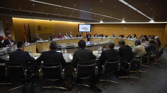 Reunión Del Consejo De Orientación Estratégica De ICEX Celebrada El Pasado 17 De Julio