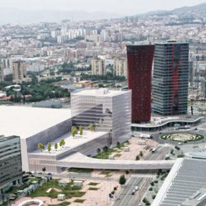 El Recinto De Gran Via De Fira De Barcelona Crecerá En 60.000 Metros Cuadrados