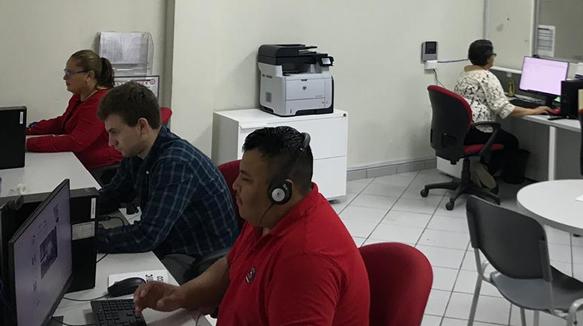 Oficinas De La Filial De Sammic En México