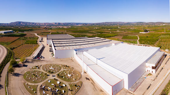 Vondom Inicia Una Etapa Marcada Por La Sostenibilidad En Una Nueva Fábrica