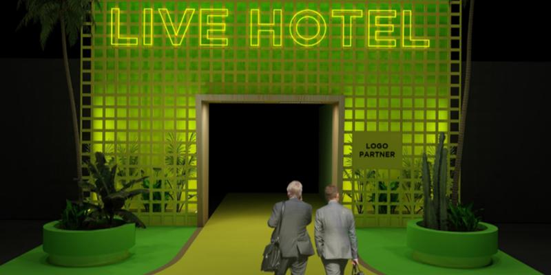 ¿Quieres Conocer Cómo Será El Hotel Que Se Recreará En Hostelco?