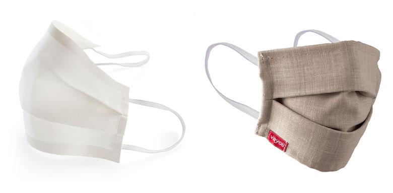 Texia Y Vayoil Textil Adaptan Sus Fábricas Para Hacer Mascarillas Sostenibles