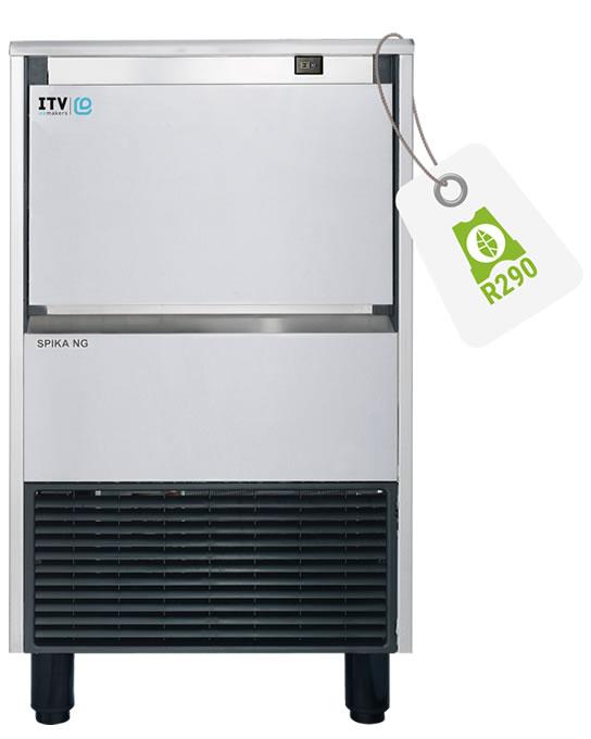 Máquina de hielo Spika