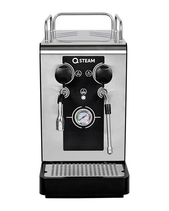 QSteam, un complemento para las máquinas de café