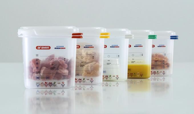 Nueva Normativa Sobre El Plástico En Contacto Con Alimentos