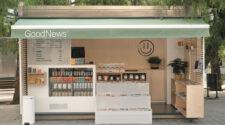 Tendencia: Quioscos De Prensa Con Aroma A Café