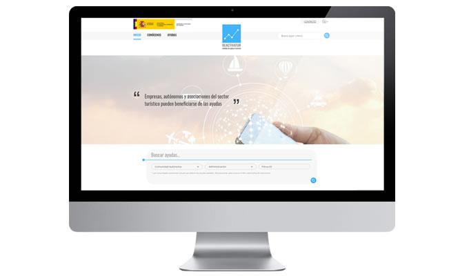 Nueva Web Con Todas Las Ayudas Disponibles Para El Sector Turístico